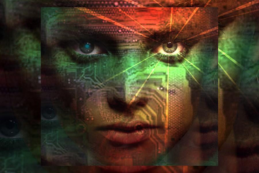 Cards Digital Art - Tribal Future by Shadowlea Is