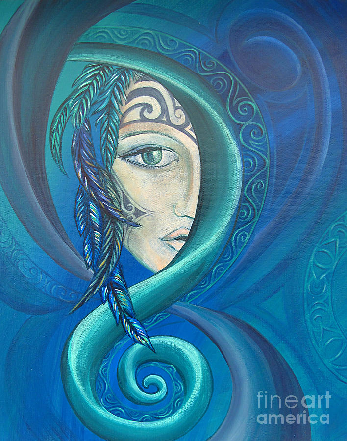 The Dream Catcher by Reina Cottier