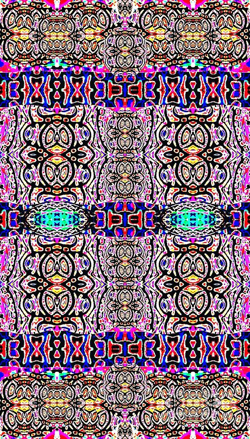 Trendy Tribal Digital Art by Sharon Bigland