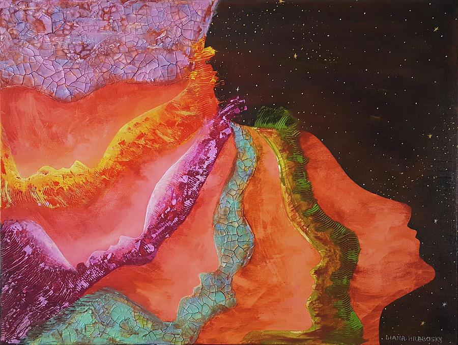 Tribal Sisters by Diana Hrabosky