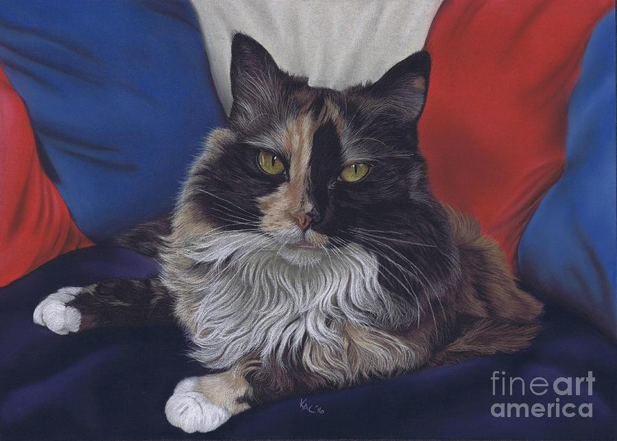 Tricolore by Karie-ann Cooper