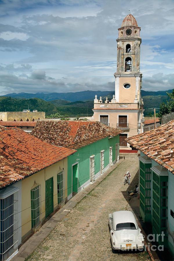 Trinidad Photograph - Trinidad - Cuba by Rod McLean