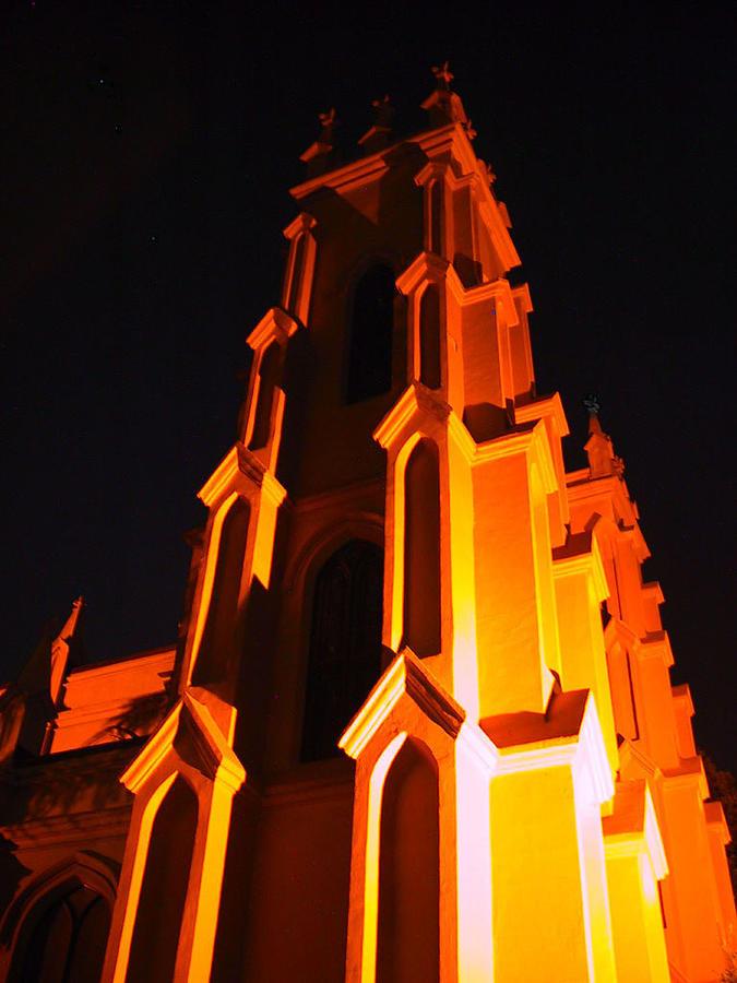 Church Photograph - Trinity by Michele Caporaso