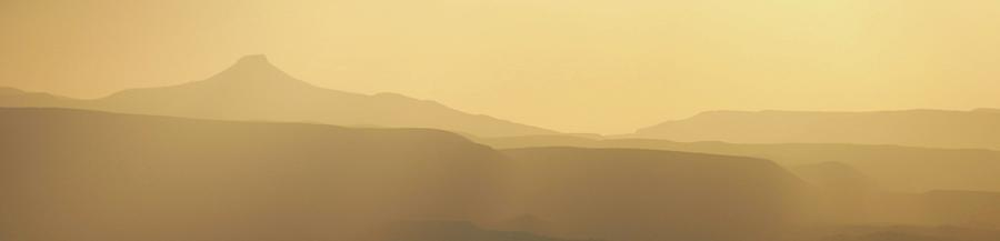 New Mexico Landscape Photograph - Triptych 1 by Look Visions