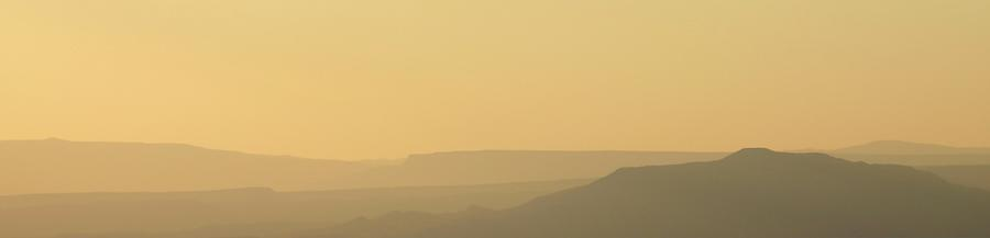 New Mexico Landscape Photograph - Triptych 3 by Look Visions