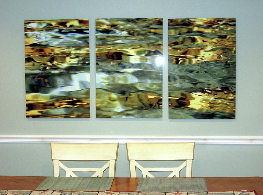 Triptych  by Dale Ford