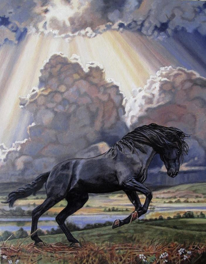 Legend by Patrick Whelan