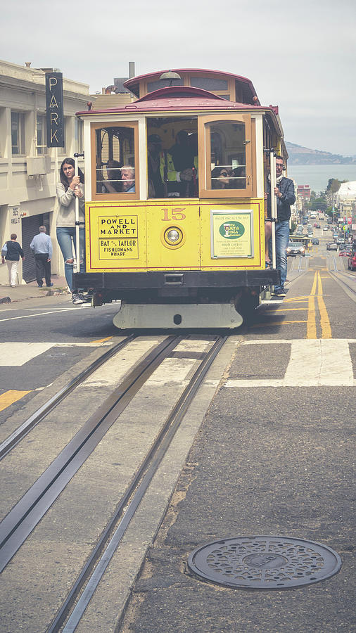 Trolley Time Photograph