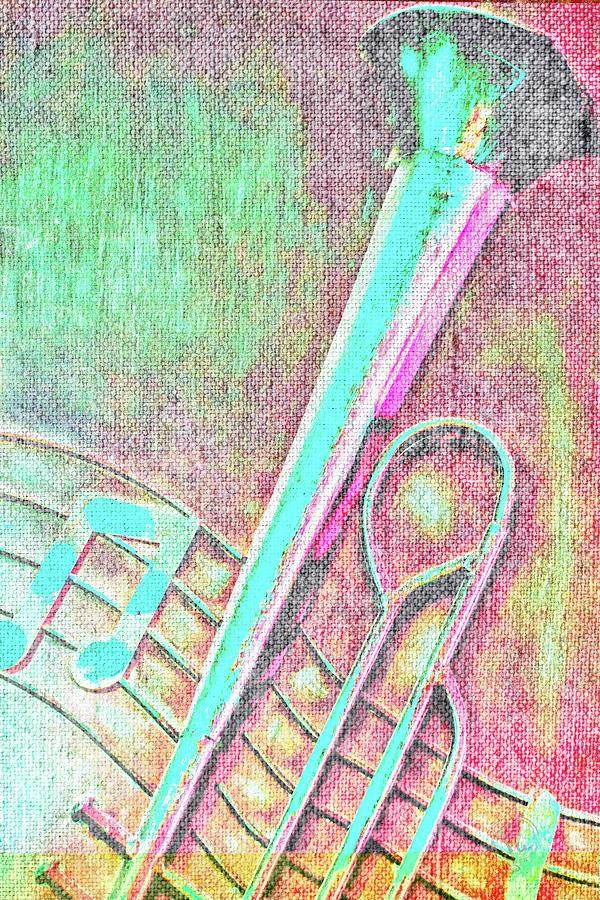 Trombone 2 Photograph