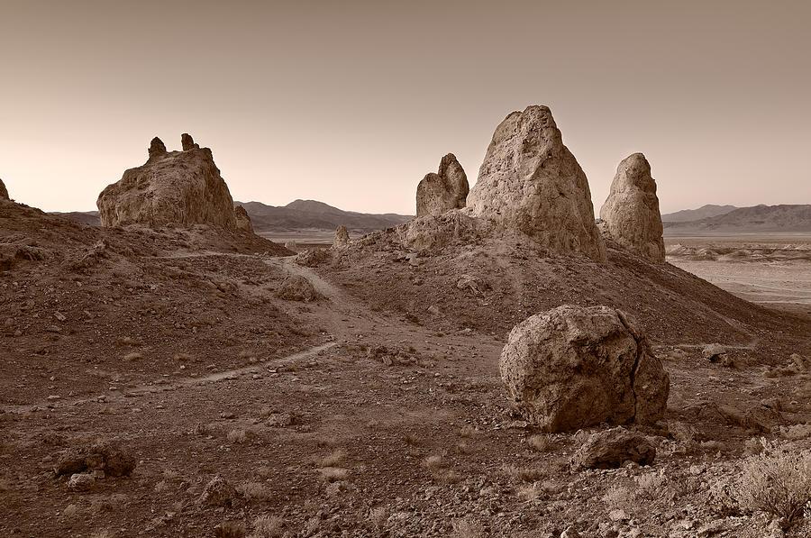 Trona Landscape Photograph