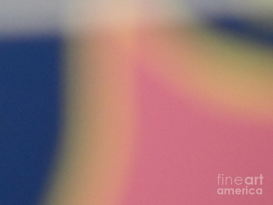 Color Photograph - Tropical Abstract by Alexander Van Berg