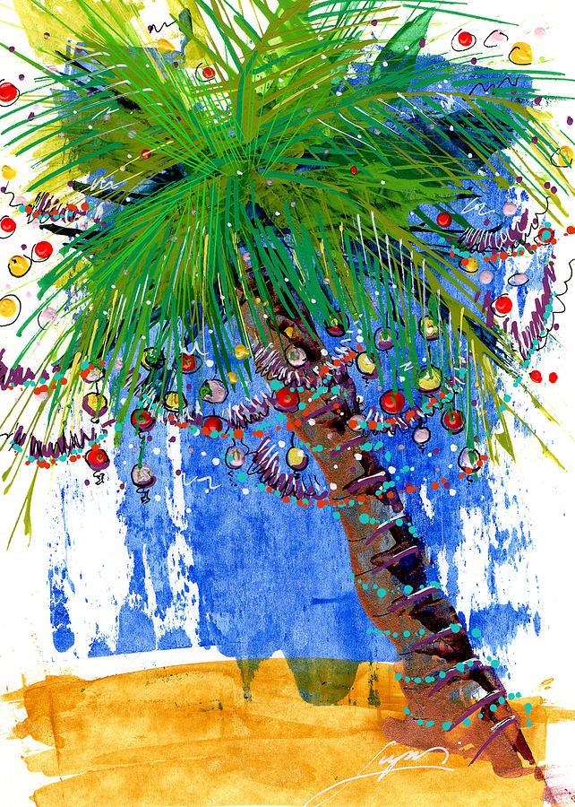 Tropical Christmas.Tropical Christmas