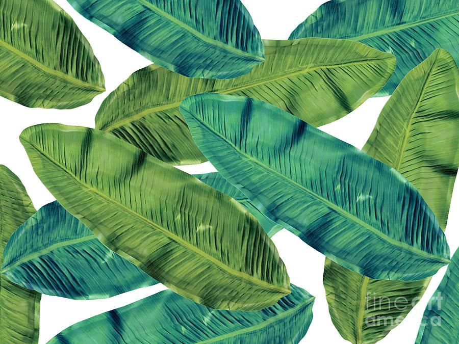 Summer Digital Art - Tropical Colors 2 by Mark Ashkenazi