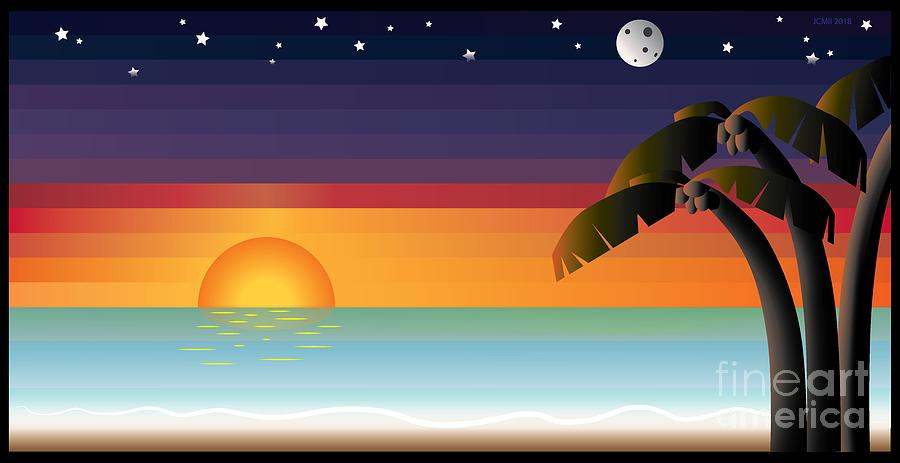 Tropical Dreams by Jon Munson II