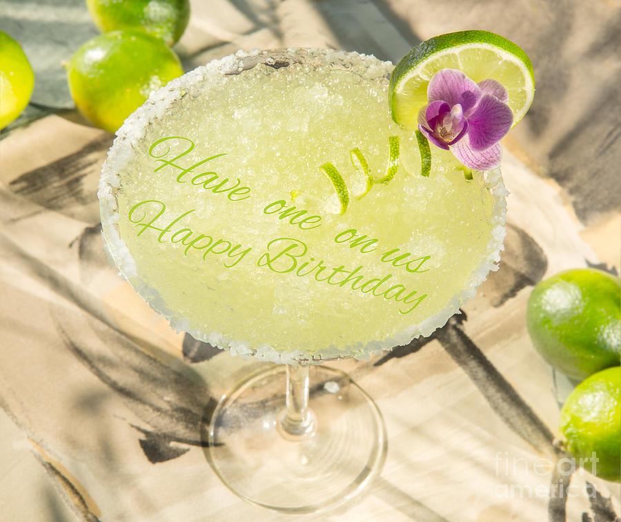 Photographer Photograph - Tropical Drink by Iris Richardson