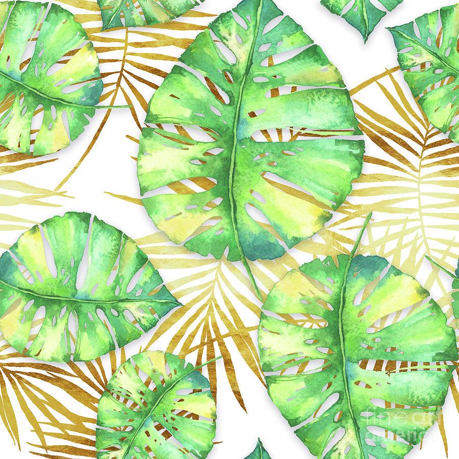 Monstera Leaf Art | Fine Art America