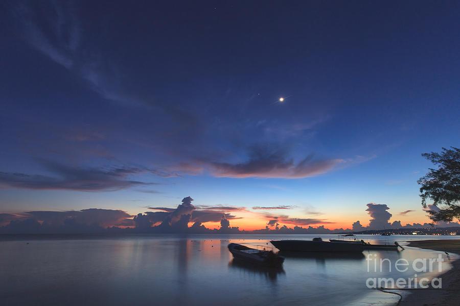 Tropical Twilight by Charles Kozierok