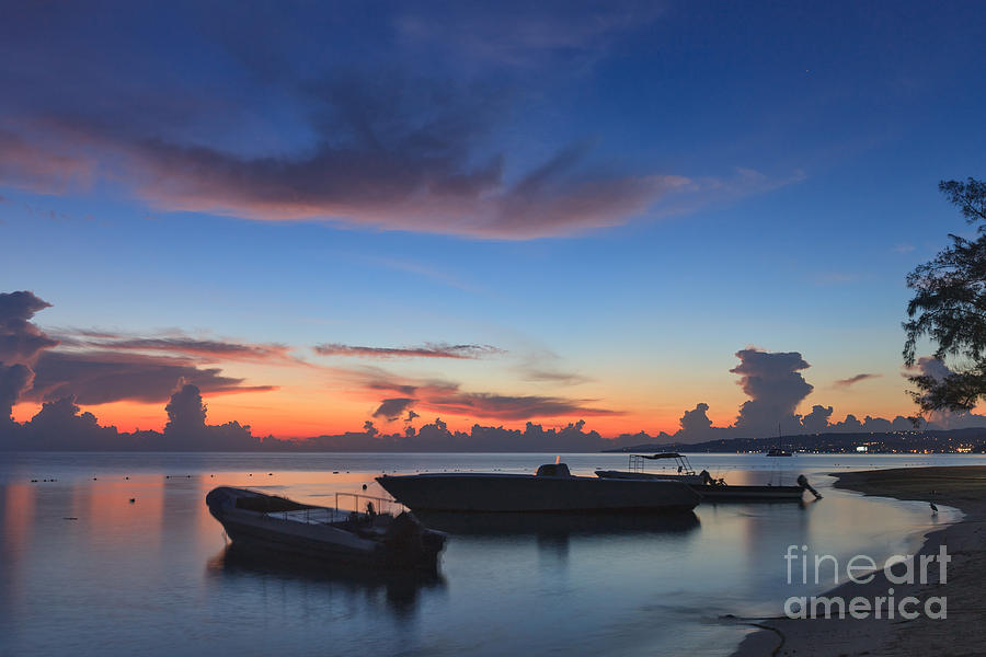 Tropical Twilight Two by Charles Kozierok