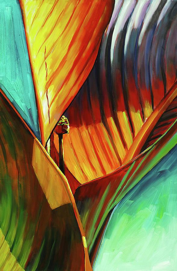 Tropicanna Canna by Lesley Spanos