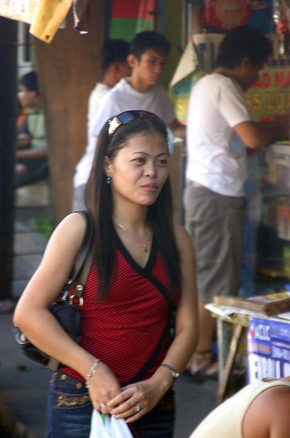 Photographer Photograph - Trough The Market by Jez C Self