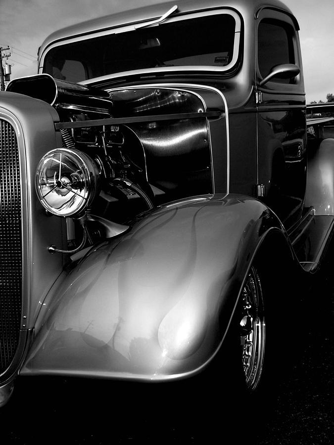 Car Photograph - Truck by Audrey Venute