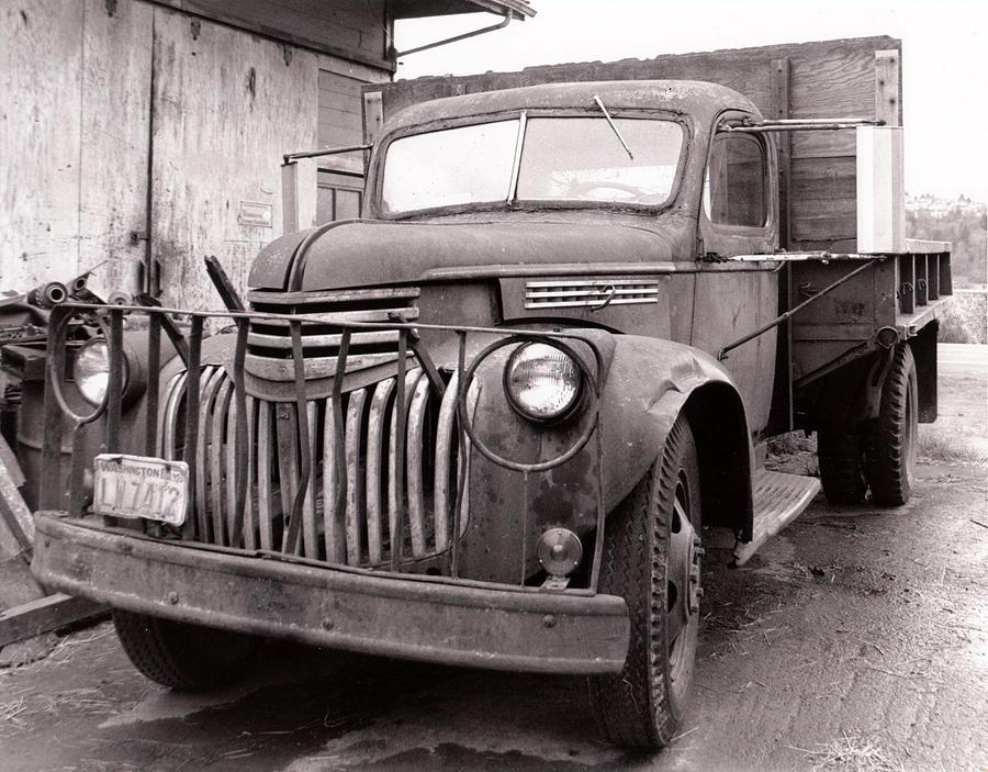 Car Photograph - Truck by Viktor Stakhov