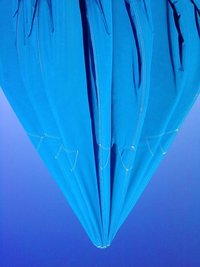 Blue Photograph - True Blue by Anna Villarreal Garbis