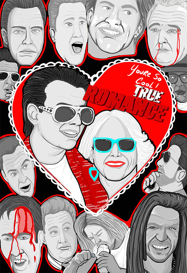 True Painting - True Romance by Gary Niles