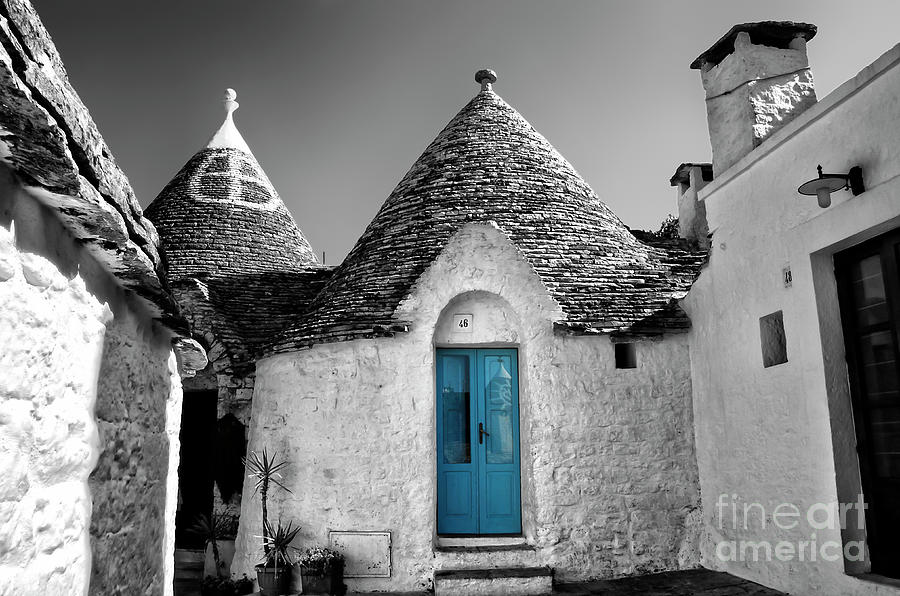 Trulli Photograph - Trulli by Alessandro Giorgi Art Photography