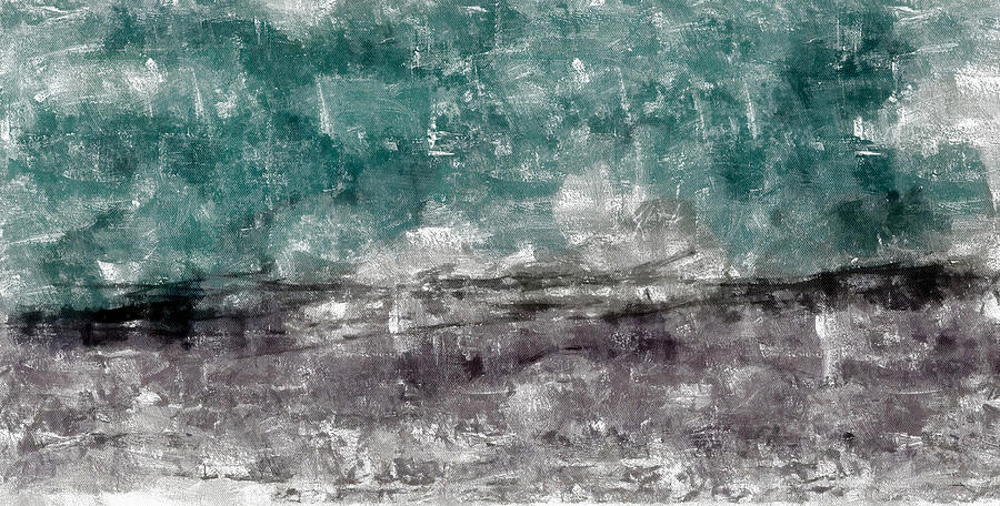 Abstract Digital Art - Tu Sonrisa Oculta by Galeria Trompiz