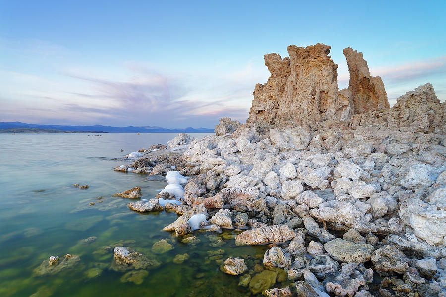 Mono Lake - Tufa Photograph