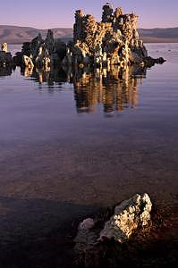 Tufas Photograph - Tufas At Mono Lake by Davin Lavikka