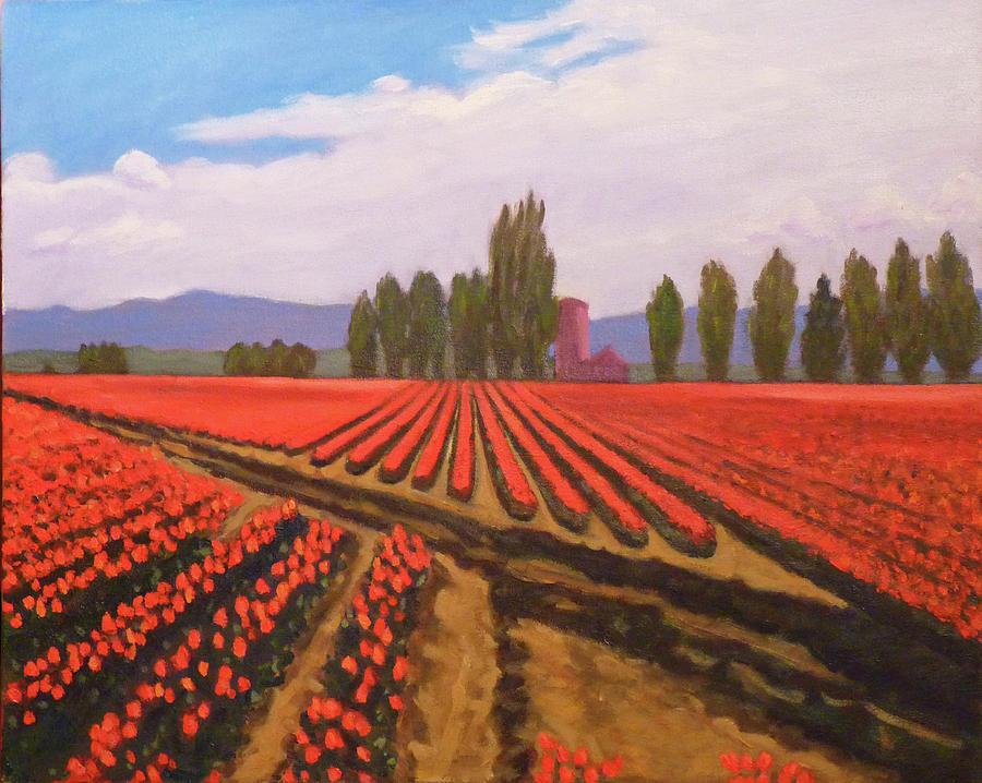 Tulip Farm by Stan Chraminski