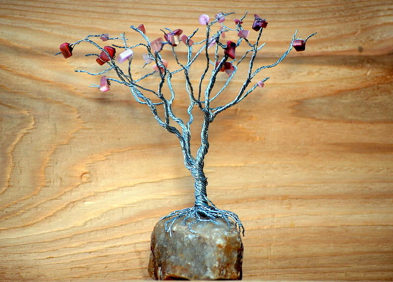 Landscape Sculpture - Tulip Tree by Gwendolyn Frazier