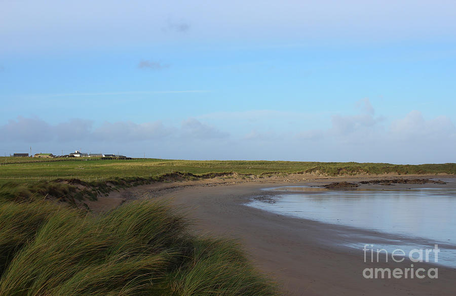 Tullagh Strand in Donegal by Eddie Barron