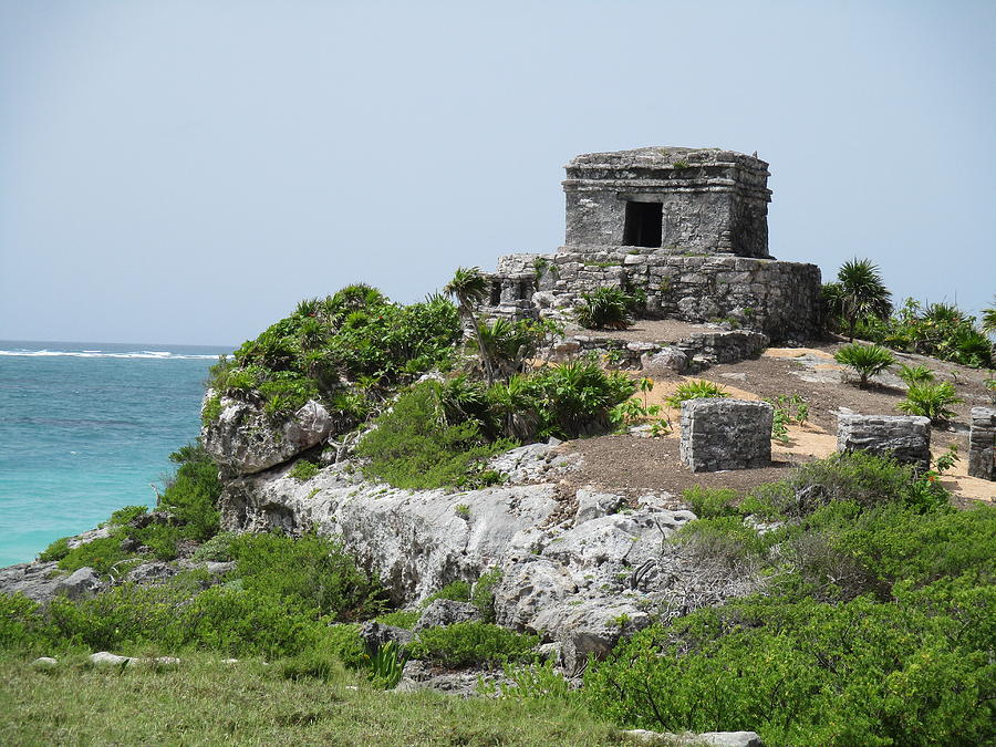 Tulum Photograph - Tulum by Anthony Schafer
