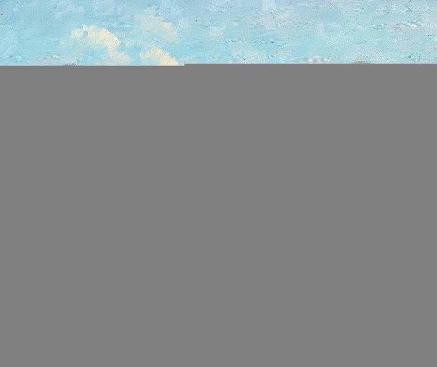 Tumut Autumn Landscape Painting