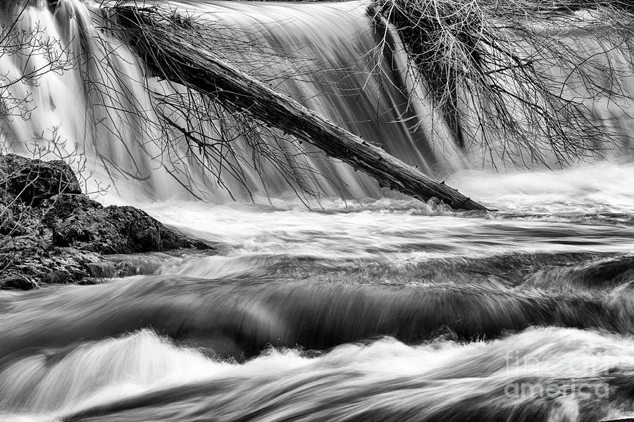 Tumwater Waterfalls#3 by Sal Ahmed