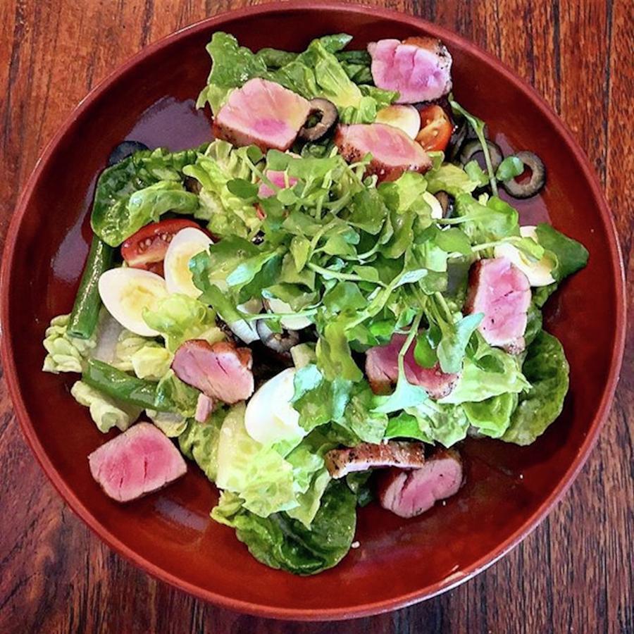 Tuna Salad Photograph by Arya Swadharma