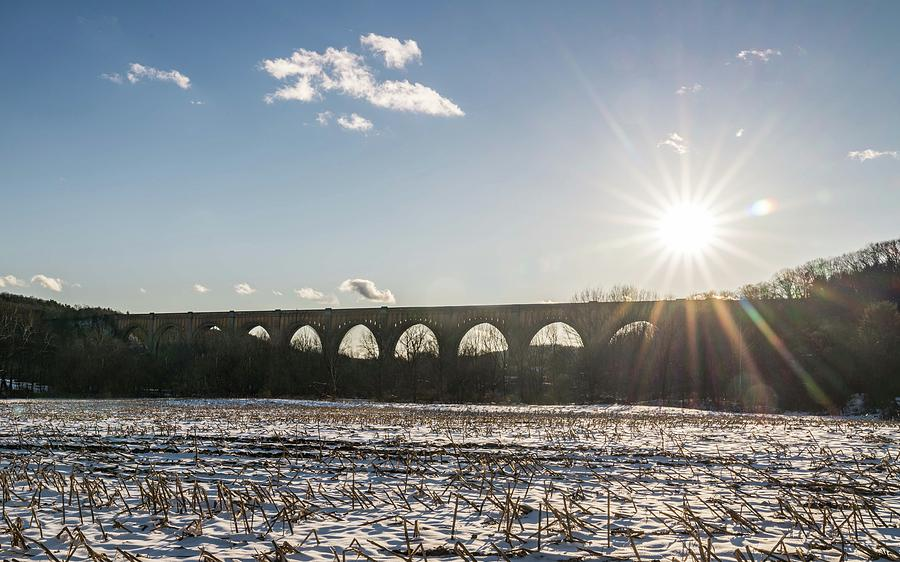 Tunkhannock Viaduct Photograph by Framing Places