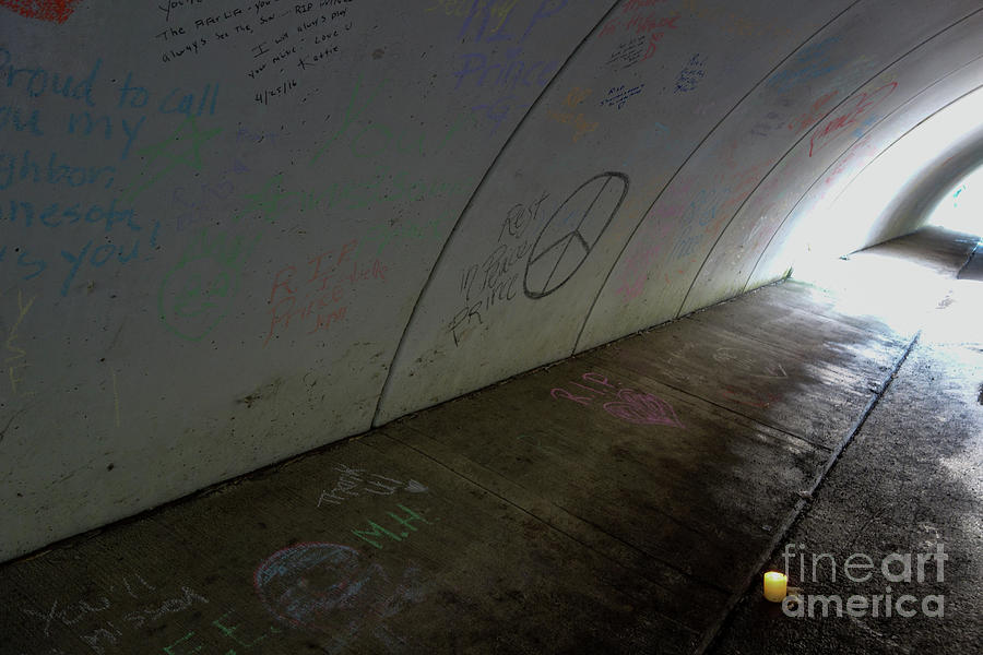 Tunnel For Prince Photograph