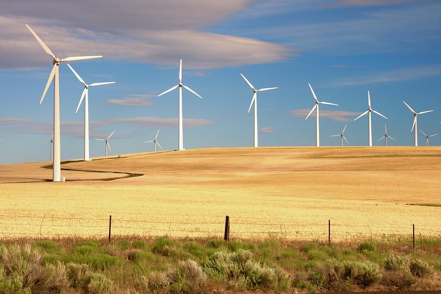 Turbine Line by Todd Kreuter