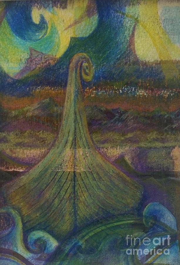 Turbulence by Cynthia Lagoudakis