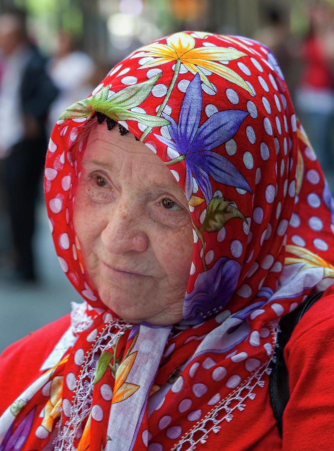Robert Ullmann Photograph - Turkish Day Parade 5 28 11 10 by Robert Ullmann