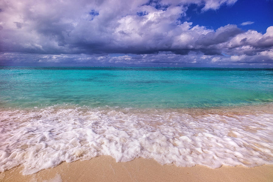 Turks And Caicos Beach Photograph by Judith Barath