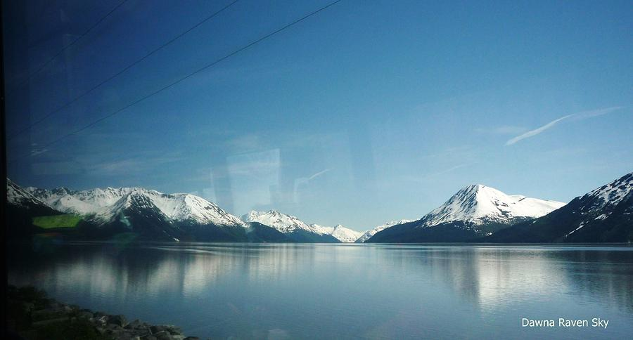 Alaska Photograph - Turn Turn Turnagin Arm by Dawna Raven Sky