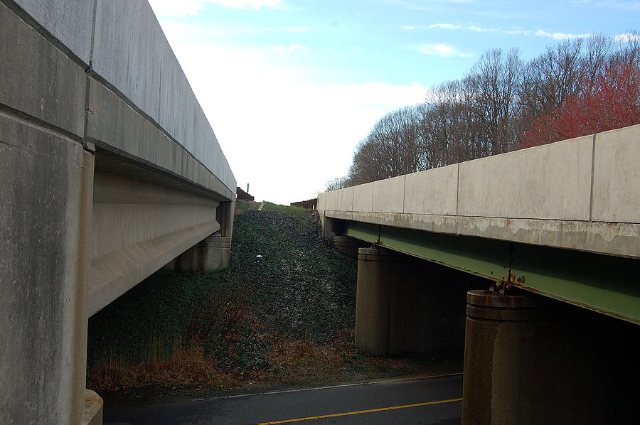 New Jersey Photograph - Turnpike Perceptions by Heather S Huston