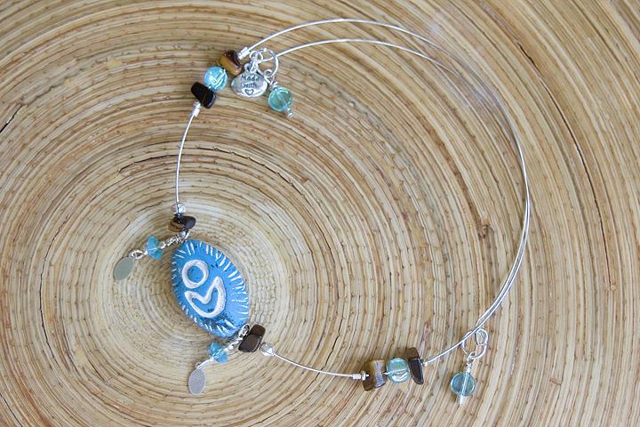 Jewelry Jewelry - Turquise Choker  by Opal Cintron-Heese