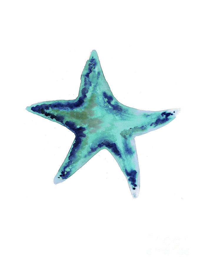 Starfish Painting Images