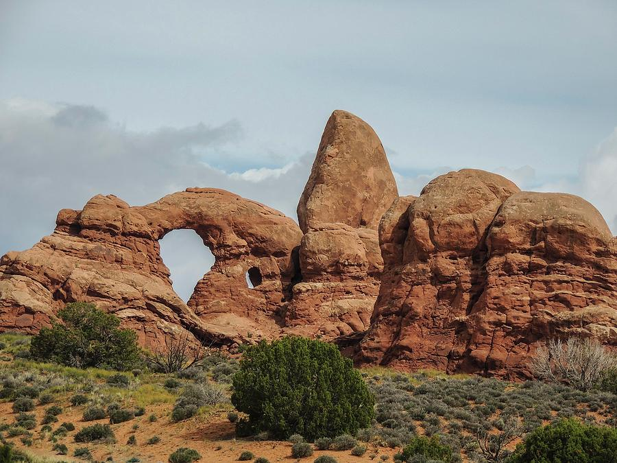 Turret Arch by NaturesPix